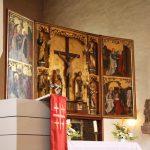 Altar mit Kanzel