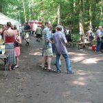 Besucher beim Bürgertalfest am 5. Juli 2015